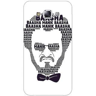 1 Crazy Designer Rajni Rajanikant Back Cover Case For Samsung Galaxy E5 C441495