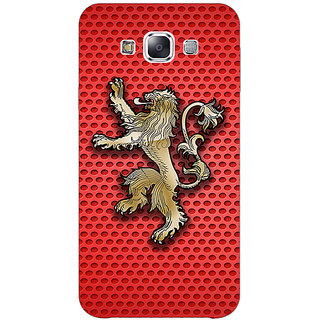 1 Crazy Designer Game Of Thrones GOT House Lannister  Back Cover Case For Samsung Galaxy A5 C450155