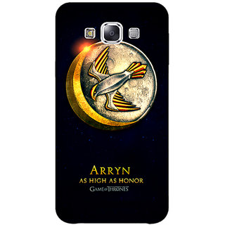 1 Crazy Designer Game Of Thrones GOT House Arryn  Back Cover Case For Samsung Galaxy A5 C450170