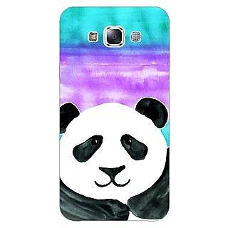 1 Crazy Designer Panda Pattern Back Cover Case For Samsung Galaxy A5 C450206