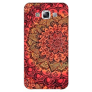 1 Crazy Designer Red DayDream Pattern Back Cover Case For Samsung Galaxy A5 C450214