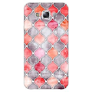 1 Crazy Designer Morrocan Pattern Back Cover Case For Samsung Galaxy A5 C450224