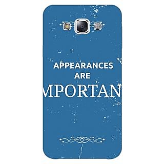 1 Crazy Designer SUITS Quotes Back Cover Case For Samsung Galaxy A5 C450480