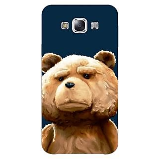 1 Crazy Designer TED Teddy Back Cover Case For Samsung Galaxy A5 C450491