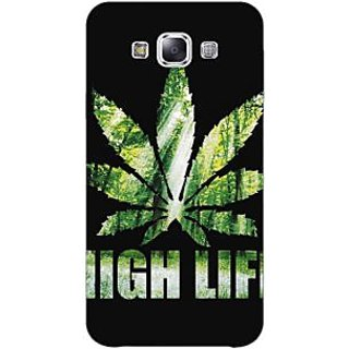 1 Crazy Designer Weed Marijuana Back Cover Case For Samsung Galaxy A5 C450496