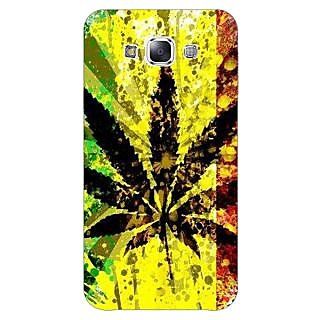 1 Crazy Designer Weed Marijuana Back Cover Case For Samsung Galaxy A5 C450497