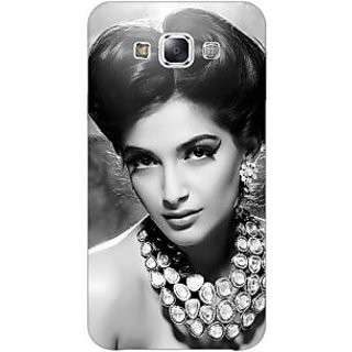 1 Crazy Designer Bollywood Superstar Sonam Kapoor Back Cover Case For Samsung Galaxy A5 C450971