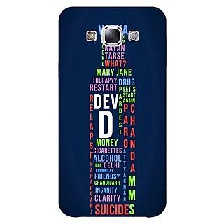 1 Crazy Designer Bollywood Superstar DevD Back Cover Case For Samsung Galaxy A5 C451130