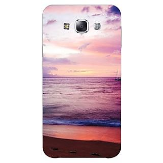 1 Crazy Designer Sunset At the Beach Back Cover Case For Samsung Galaxy A5 C451136