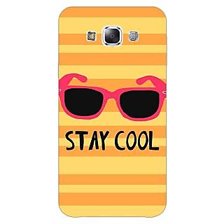 1 Crazy Designer Quotes Stay Cool Back Cover Case For Samsung Galaxy A5 C451149