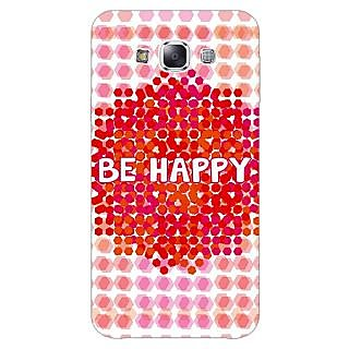 1 Crazy Designer Quotes Happy Back Cover Case For Samsung Galaxy A5 C451154