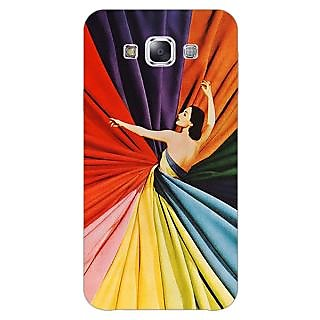 1 Crazy Designer Colours Back Cover Case For Samsung Galaxy A5 C451381