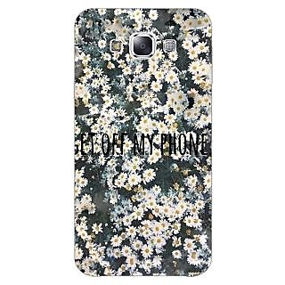 1 Crazy Designer Floral Pattern Back Cover Case For Samsung Galaxy A5 C451408