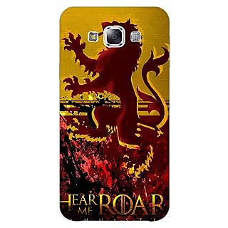 1 Crazy Designer Game Of Thrones GOT House Lannister Back Cover Case For Samsung Galaxy A5 C451540