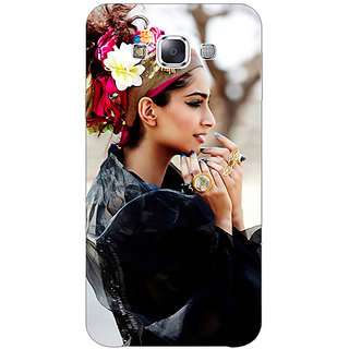 1 Crazy Designer Bollywood Superstar Sonam Kapoor Back Cover Case For Samsung Galaxy A5 C450984