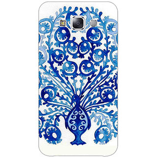 1 Crazy Designer Paisley Beautiful Peacock Back Cover Case For Samsung Galaxy A5 C451579