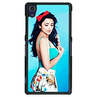 1 Crazy Designer Bollywood Superstar Parineeti Chopra Back Cover Case For Sony Xperia Z1 C470977