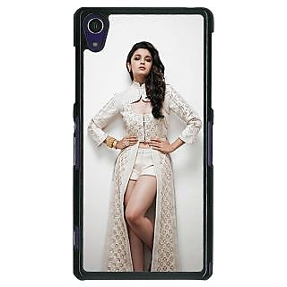 1 Crazy Designer Bollywood Superstar Alia Bhatt Back Cover Case For Sony Xperia Z1 C470983