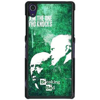 1 Crazy Designer Breaking Bad Heisenberg Back Cover Case For Sony Xperia Z1 C470423