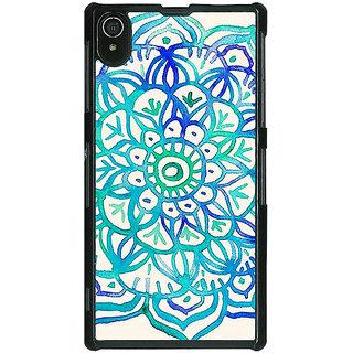 1 Crazy Designer Panda Pattern Back Cover Case For Sony Xperia Z2 C480205