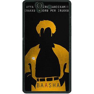 1 Crazy Designer Rajni Rajanikant Back Cover Case For Sony Xperia Z C461481