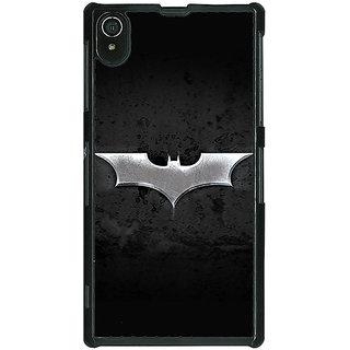 1 Crazy Designer Superheroes Batman Dark knight Back Cover Case For Sony Xperia Z2 C480010