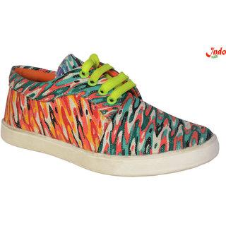 Indo Canvas Shoes For Kids (SKL0009CN)