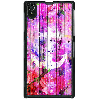 1 Crazy Designer Anchor Back Cover Case For Sony Xperia Z2 C480604