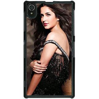 1 Crazy Designer Bollywood Superstar Katrina Kaif Back Cover Case For Sony Xperia Z2 C481048