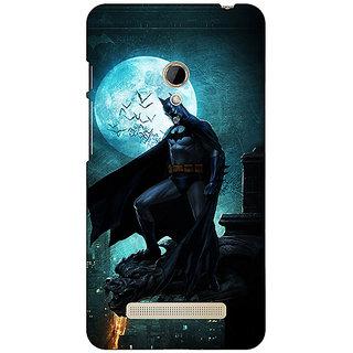 1 Crazy Designer Superheroes Batman Dark knight Back Cover Case For Asus Zenfone 5 C490007