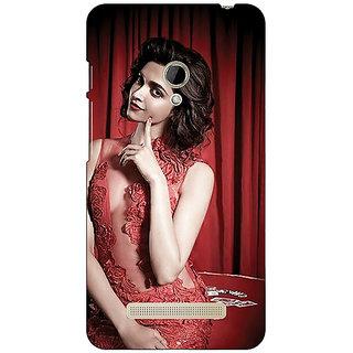 1 Crazy Designer Bollywood Superstar Deepika Padukone Back Cover Case For Asus Zenfone 5 C491002