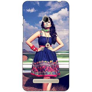 1 Crazy Designer Bollywood Superstar Parineeti Chopra Back Cover Case For Asus Zenfone 5 C491003