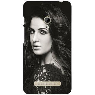 1 Crazy Designer Bollywood Superstar Katrina Kaif Back Cover Case For Asus Zenfone 5 C491005