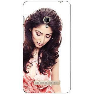 1 Crazy Designer Bollywood Superstar Yami Gautam Back Cover Case For Asus Zenfone 5 C491043