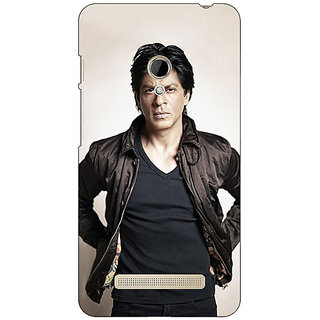 1 Crazy Designer Bollywood Superstar Shahrukh Khan Back Cover Case For Asus Zenfone 5 C490935