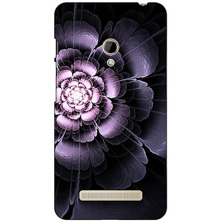 1 Crazy Designer Abstract Flower Pattern Back Cover Case For Asus Zenfone 5 C491518