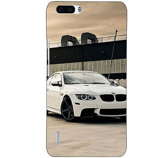 1 Crazy Designer Super Car BMW Back Cover Case For Honor 6 Plus C500625