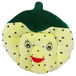 Wonderkids Baby Mustard(Rai) Pillow Strawberry Shape Yellow