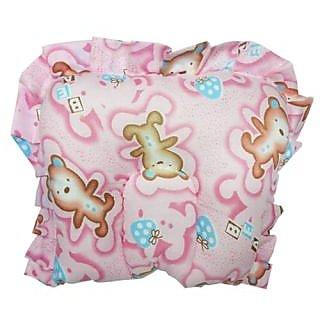 Cotton Pillow Happy Bear