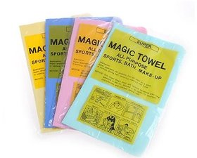 Magic Car Wash Cloth Window Glass Kitchen Cleaning Towel Cloth SET OF 4