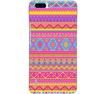 1 Crazy Designer Aztec Girly Tribal Back Cover Case For Honor 6 Plus C500072
