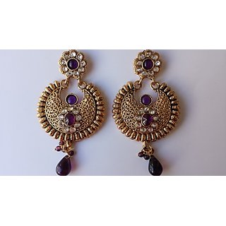 Binas Traditional Designer Earrings
