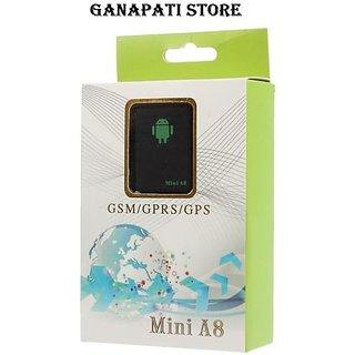 Mini A8 Quad-Band Gsm/Gprs/Gps Tracker Audio Bug Monitor Control Dialing
