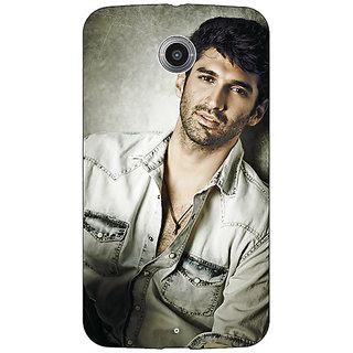 1 Crazy Designer Bollywood Superstar Aditya Roy Kapoor Back Cover Case For Google Nexus 6 C510924