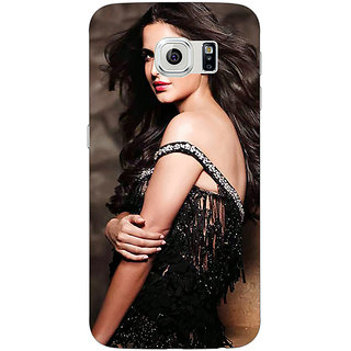 1 Crazy Designer Bollywood Superstar Katrina Kaif Back Cover Case For Samsung S6 C521048