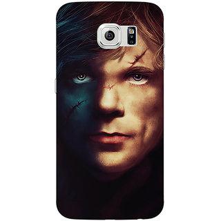 1 Crazy Designer Game Of Thrones GOT House Lannister Tyrion Back Cover Case For Samsung S6 C521559