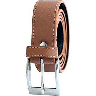 Contra Girls, Boys Brown Synthetic Belt