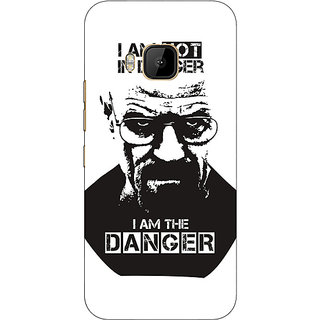 1 Crazy Designer Breaking Bad Heisenberg Back Cover Case For HTC M9 C540404