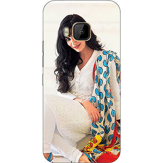 1 Crazy Designer Bollywood Superstar Chitrangada Singh Back Cover Case For HTC M9 C541042
