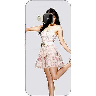 1 Crazy Designer Bollywood Superstar Neha Sharma Back Cover Case For HTC M9 C541059